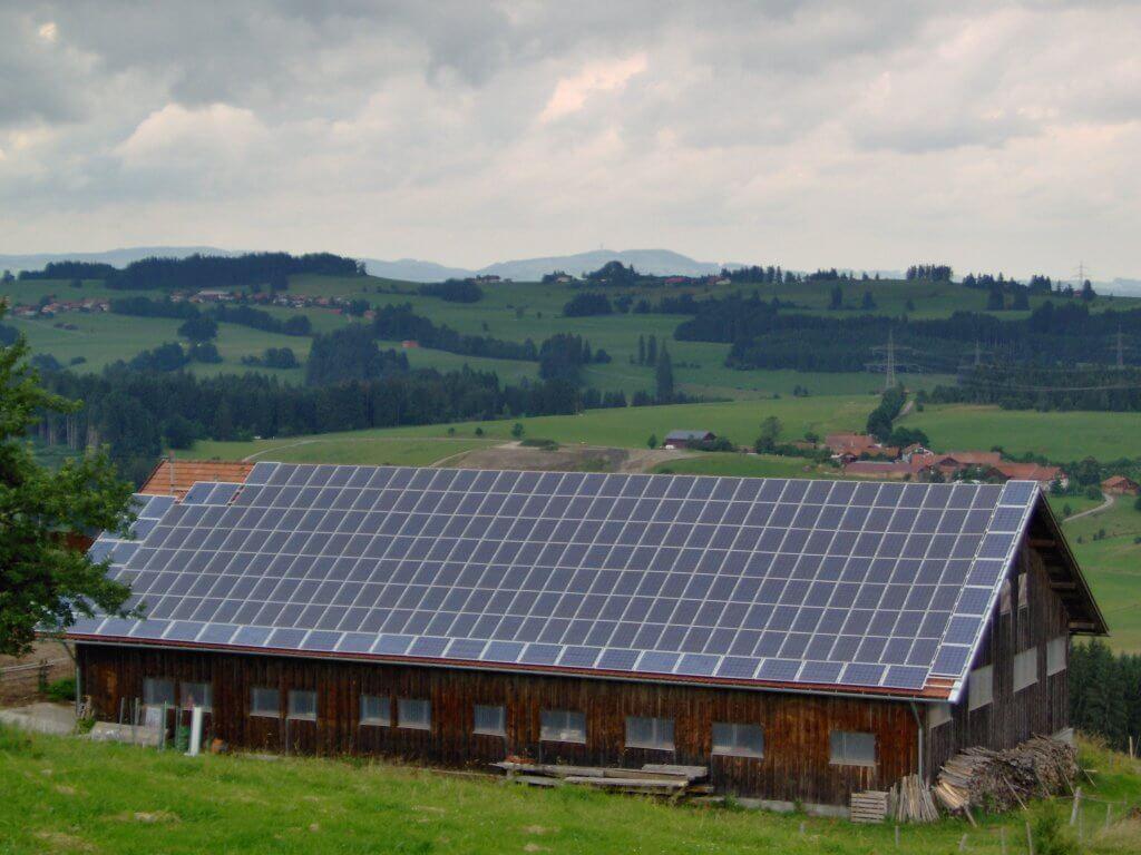 Solar Power based Backup System