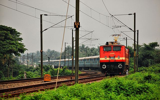Indian Railways to set-up 4 GW Solar Power Plants along tracks
