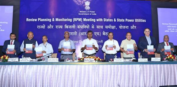 Shri-RK-Singh-launches-SARAL State-Rooftop-Solar-Attractiveness-Index