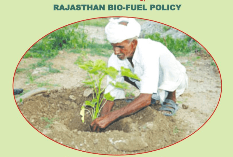 Rajasthan releases Rajasthan biofuel policy 2018