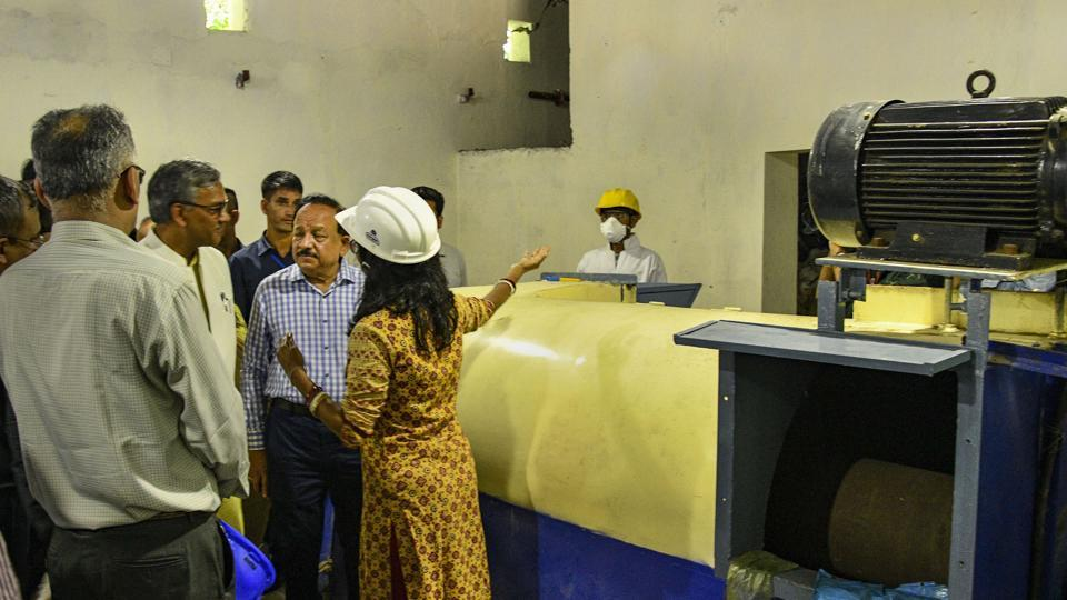 IIP sets up plant to convert plastic waste into diesel