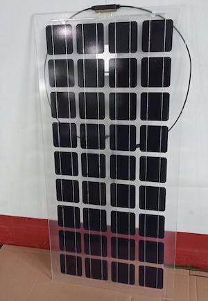 BIPV Solar Module sample