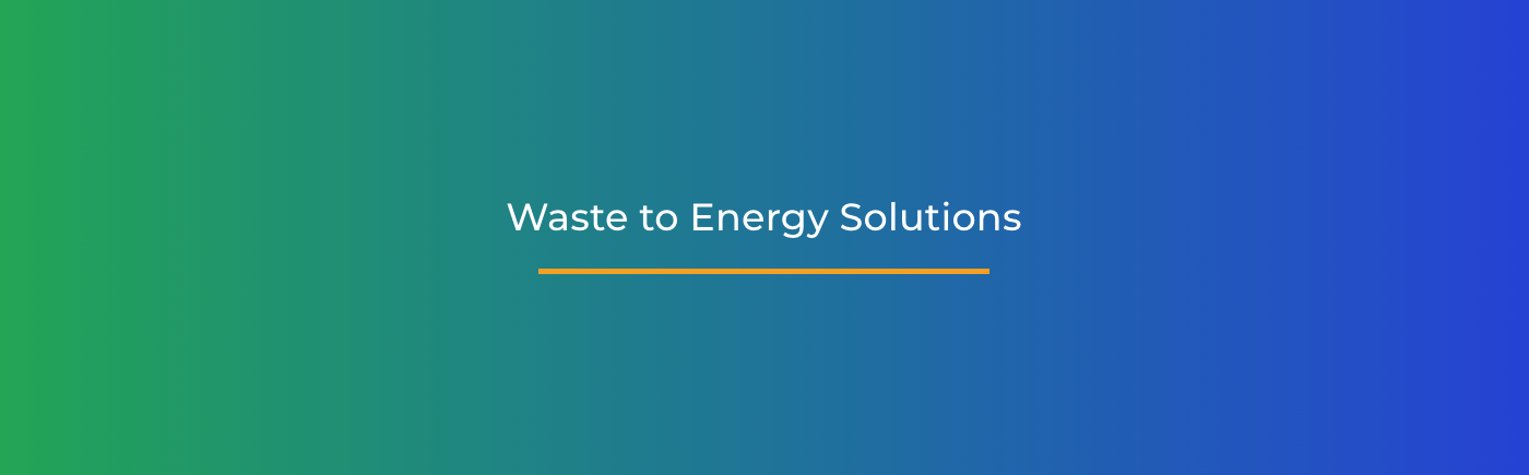 Waste to Energy Solutions by YellowHaze